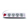 Huntkey Power strip  PZB404-4 3-metrə