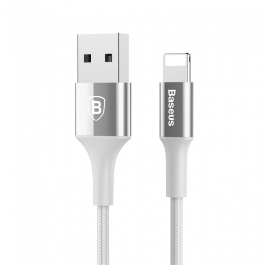 USB Kabel 8-pin For iPod, iPhone, iPad Baseus Jet Metal CALSY-OS