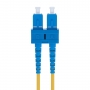 Optik kabel SC-FC Single mode, Duplex, Linkbasic FAS23-2-1 (1 metir)