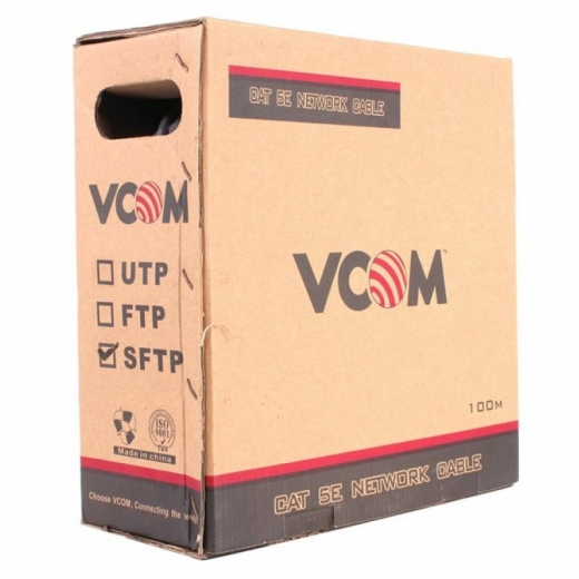 VCOM CAT5E SFTP Kabel