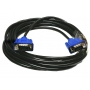 VGA cable Blue connector 25 m.