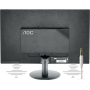 "23.6"" Full-HD LCD Monitor AOC M2470SWH"
