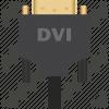 DVİ kabel və Adapter