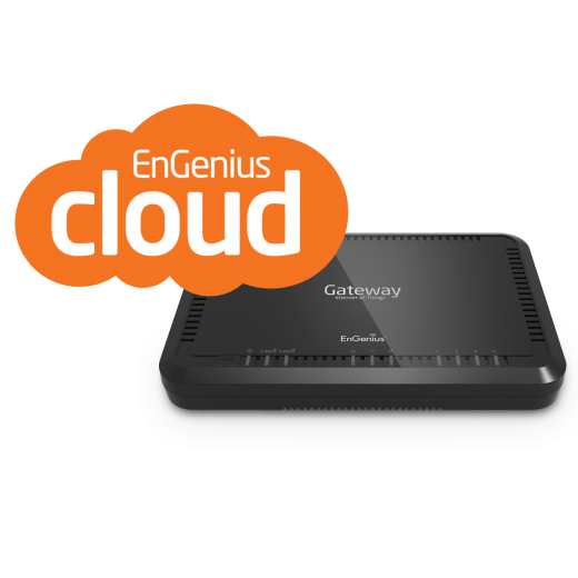 EnGenius EPG-600 Dual Band IoT Gateway with high performance Wi-Fi & Phone Ports