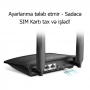 4G LTE Wi-Fi Router TP-Link TL-MR100