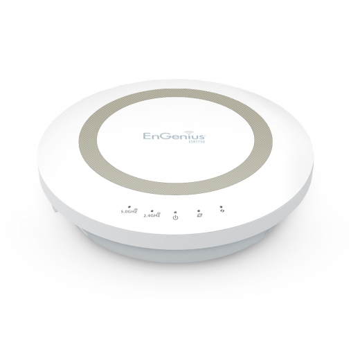 EnGenius ESR1750 Dual Band Wireless AC1750 Cloud Gigabit Router With USB Port and Enshare