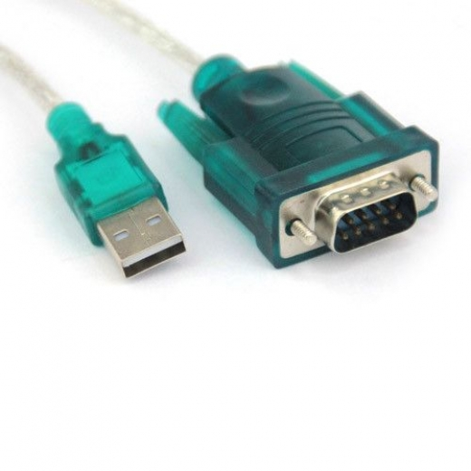 VCOM CU804 USB TO RS232 Adapter (1m)