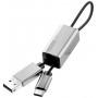 Micro SD Kart oxuyucusu Baseus Pendant ACDKQ-HG0S