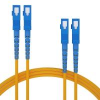 Оптический кабель SC-SC Single mode Duplex (5 метра) Linkbasic FAS22-2-5