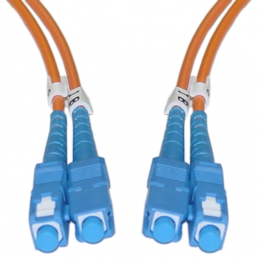 Optik kabel 3m. FIBER FAM22-2 SC-SC Multi-mode / 2 cores