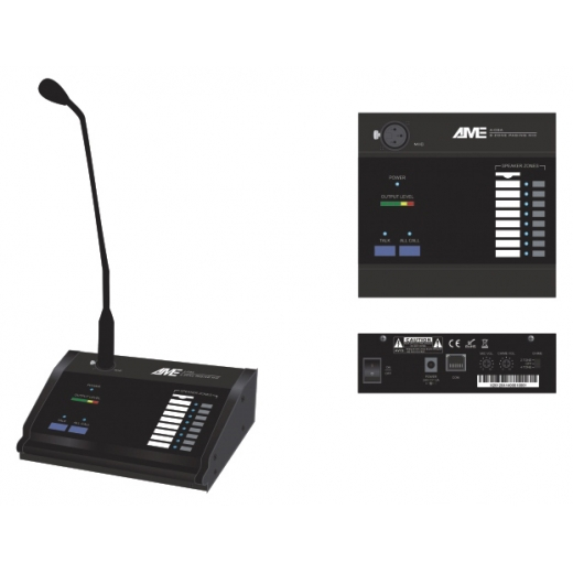 A-08A Paging Console