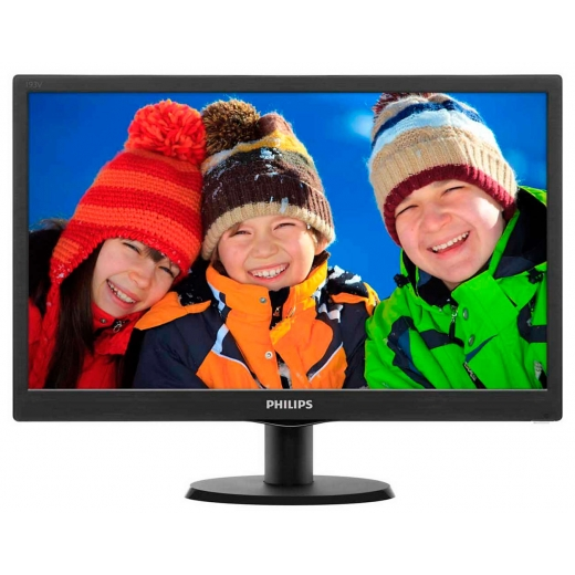 "18.5"" ЖК Монитор Philips 193V5LSB2/62"