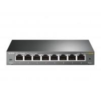 8-портовый Easy Smart гигабитный коммутатор TP-Link - TL-SG108E