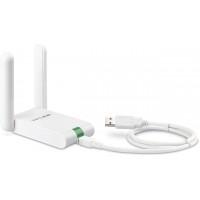 Беспроводной сетевой USB-адаптер высокого усиления, скорость до 300 Мбит/с TP-Link TL-WN822N