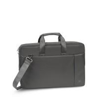 """Сумка для ноутбука 17.3"""" Rivacase 8251 Grey"""