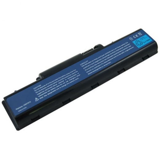 Acer Aspire 2930/4310/4710/AS07A31 Series Battery (11.1V, 4400mAh, 6 Cells)