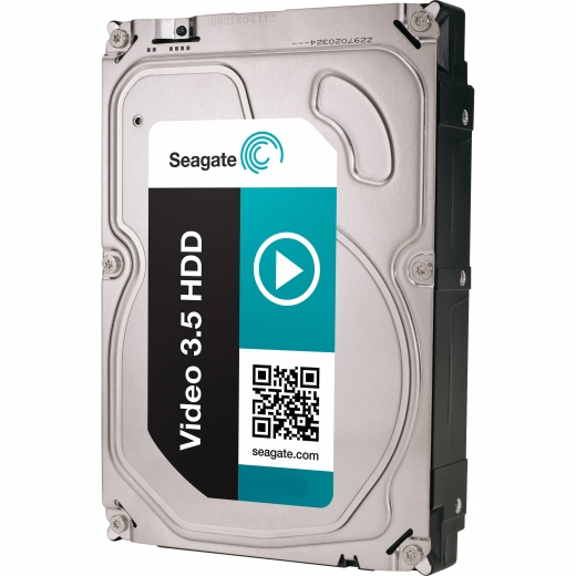 "Seagate 1TB Video HDD 3.5"" SATA Internal Hard Drive (OEM)"