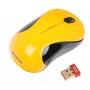 Мышь беспроводная A4Tech G7-320N-2 (Yellow)